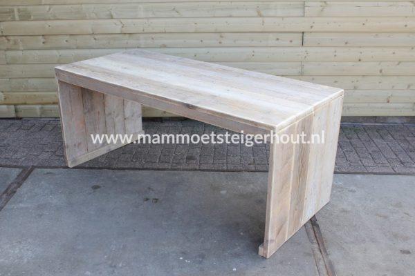 Steigerhout tafel San leo